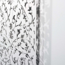 lace series, detail